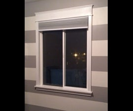 Window Trimming the Easy Way
