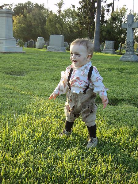 Picture of Zombie Baby