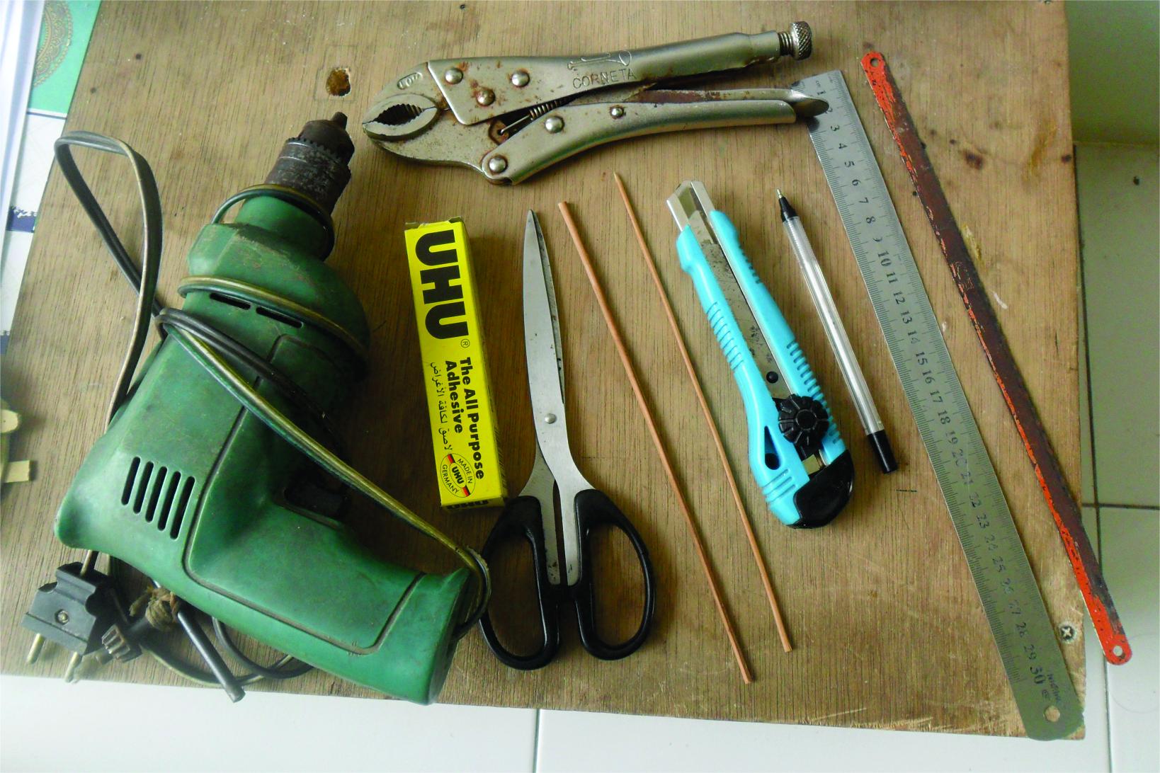 Picture of Prepare the Equipment