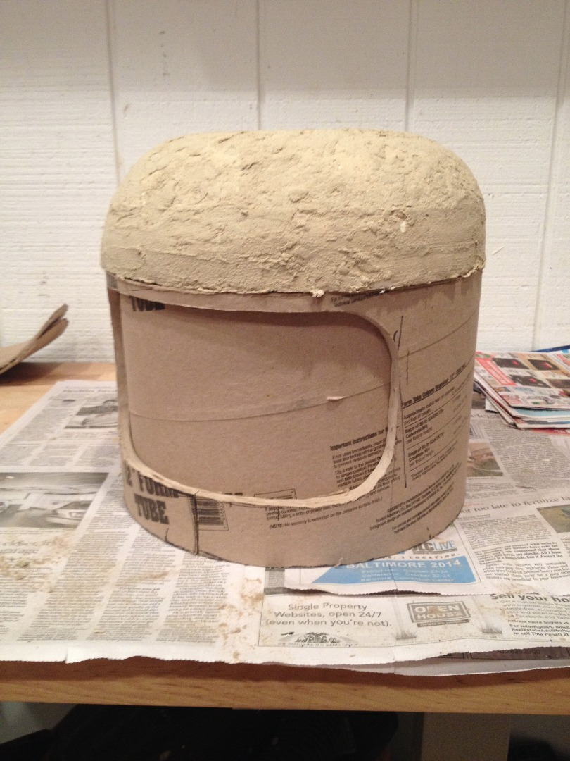 Picture of Shaping the Benny Mask