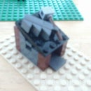 Lego Clash of Clans Builders Hut!!