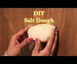 DIY - Salt Dough | Salt Dough Using 3 Ingredients