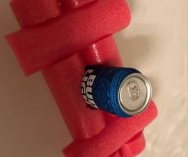 DIY Floatable Cup Holder
