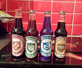 Making Perk-A-Colas from Black Ops 2