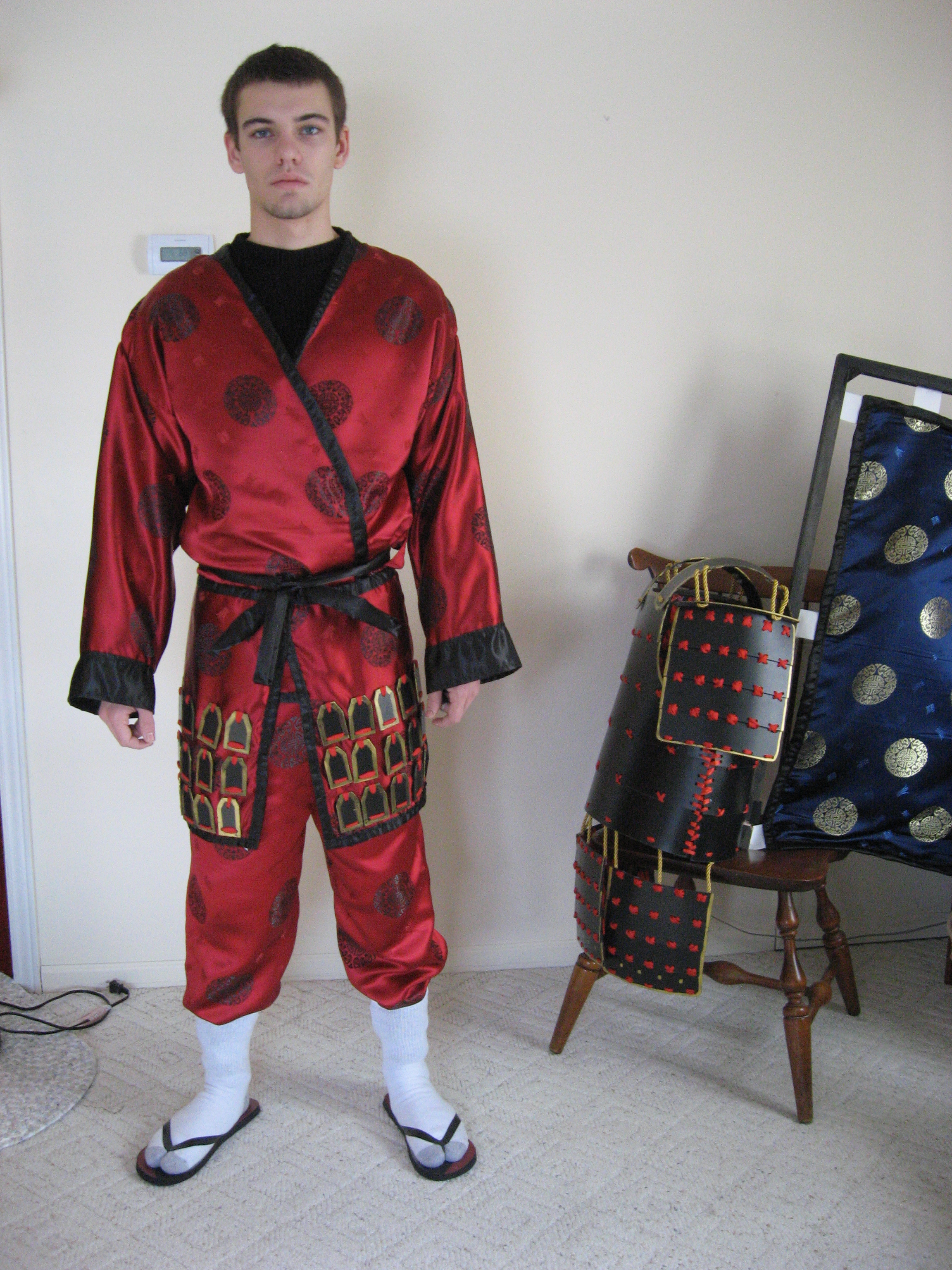 Picture of Haidate (loose Thigh Armor)