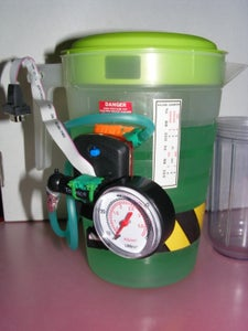 Ectoplasmic Drink Container