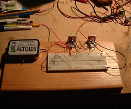 Offboard power supply in Altiods tin