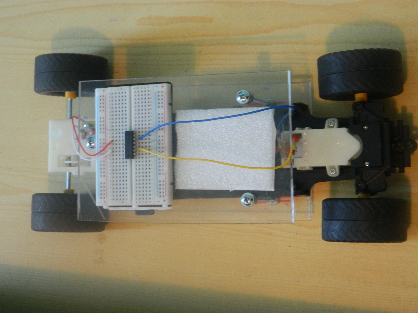 Picture of Step 2: Car Structure