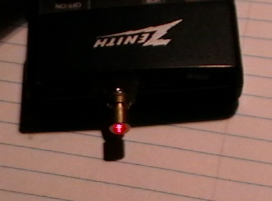 Picture of Convert an Old TV Remote Into a Laser Pointer