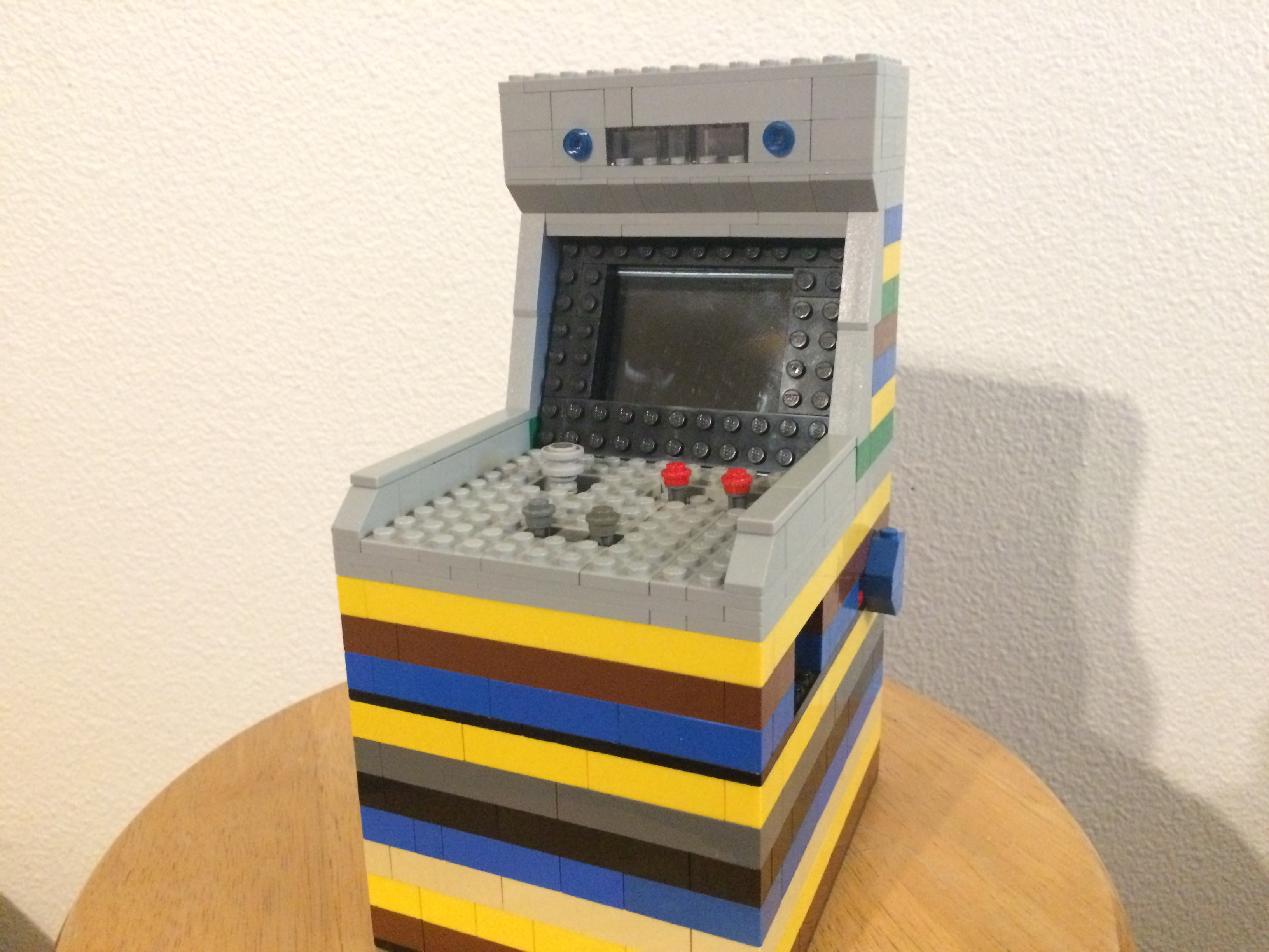 Picture of Lego Arcade Machine Case for GBA SP