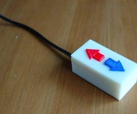 Reddit Controller, USB Upvote/Downvote button
