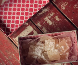 Divine Microwave Turkish Delight