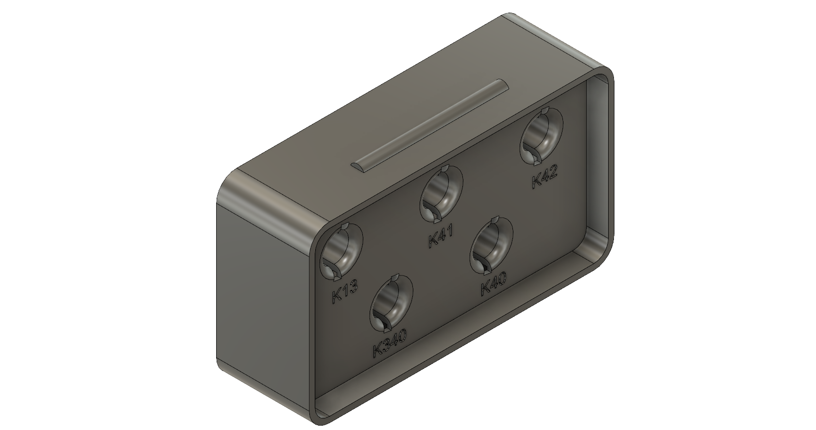 Picture of Daniel's Positioner Case/Holder Fusion 360