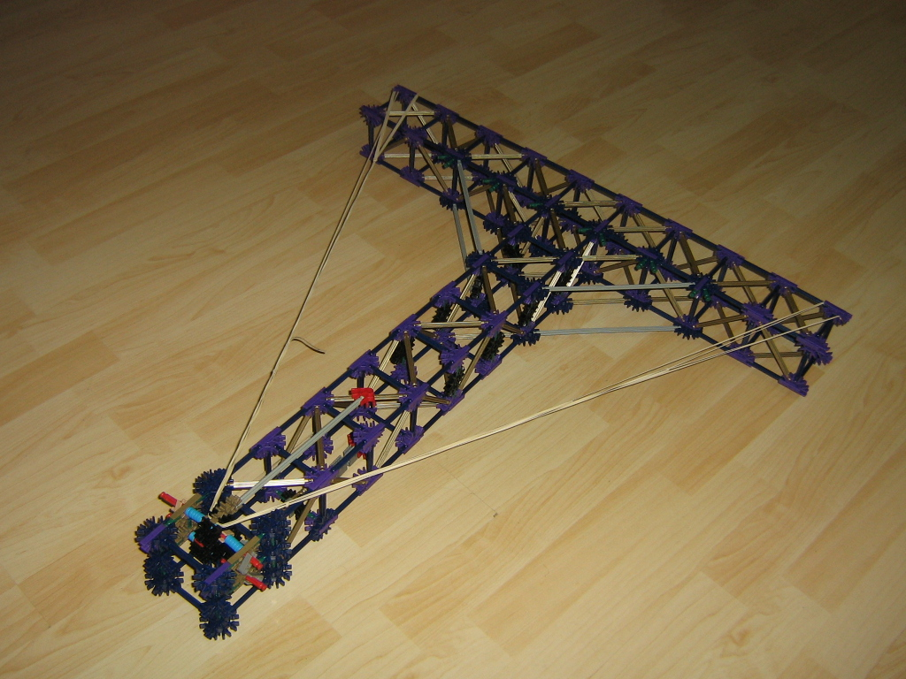 Picture of Knex Crossbow (yes Another One)
