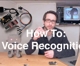 Arduino Voice / Speech Recognition with Geeetech Module [Tutorial]