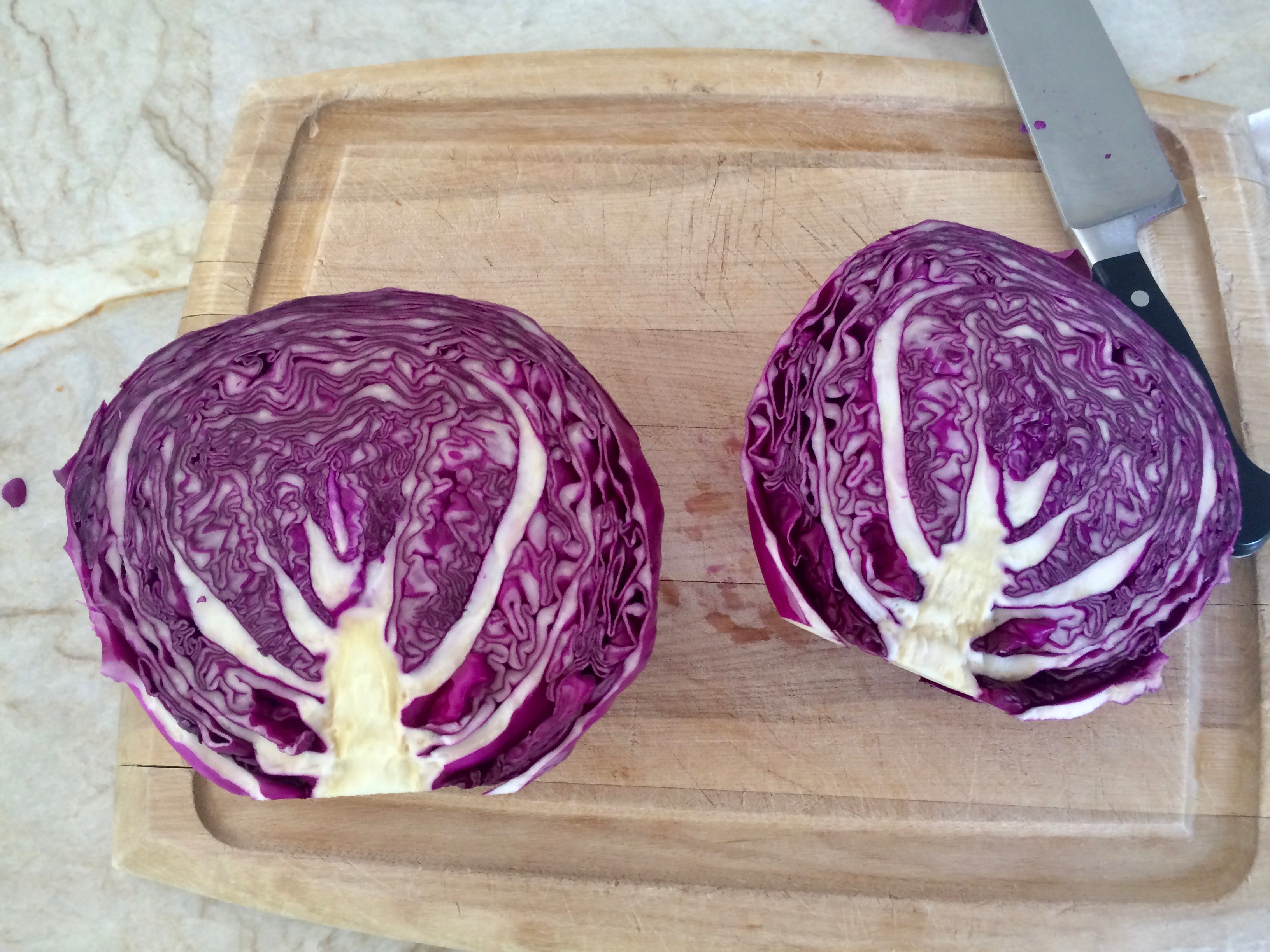 Picture of Chop Cabbage