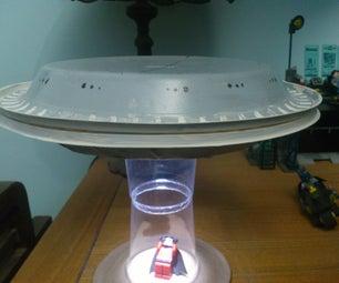 DIY UFO Lamp