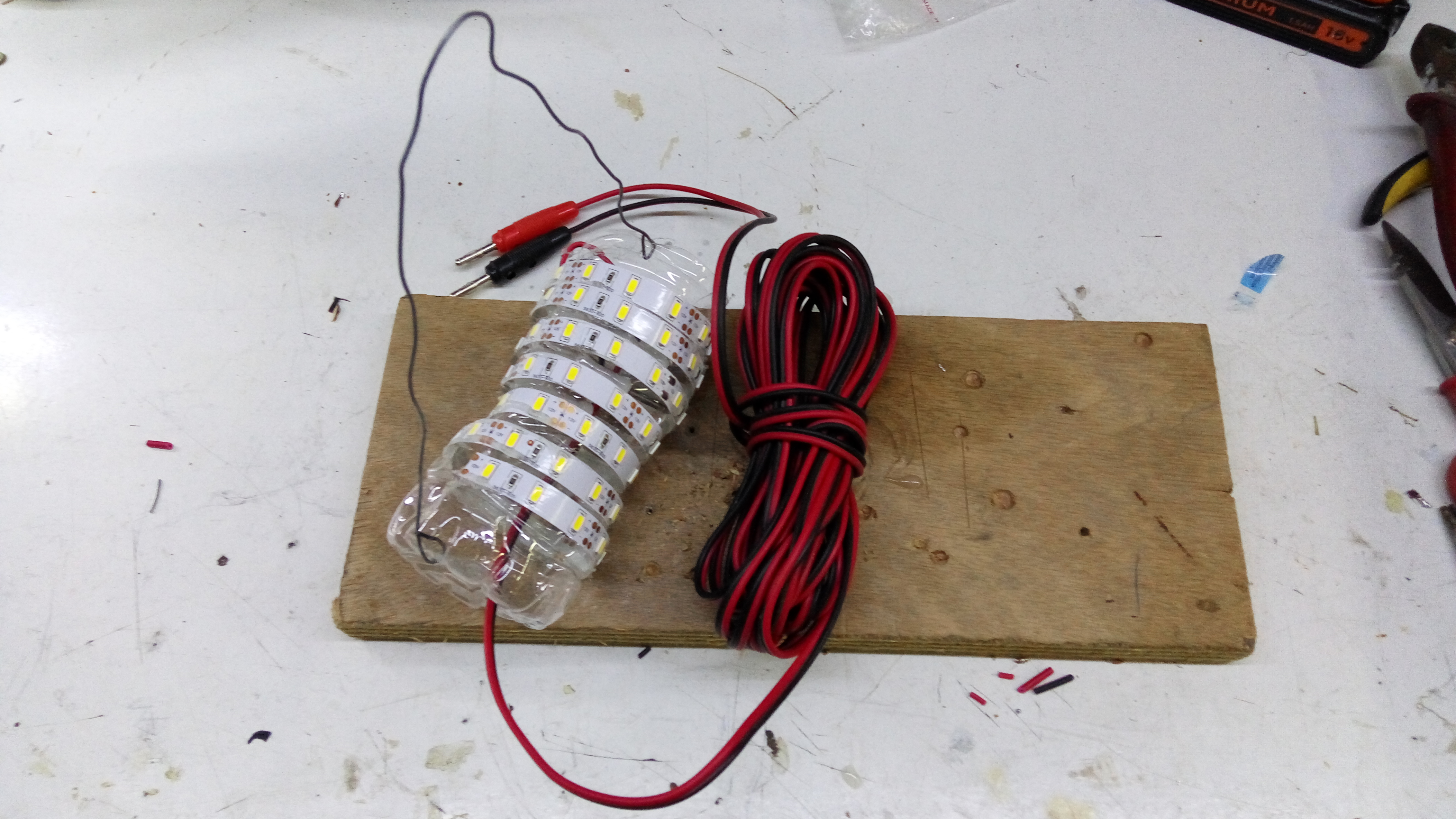 Picture of Very Easy DIY Camping Led Light