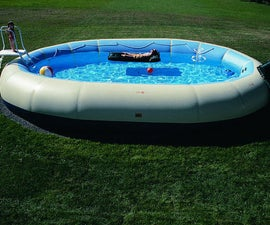 How to Install an Above Ground Swimming Pool