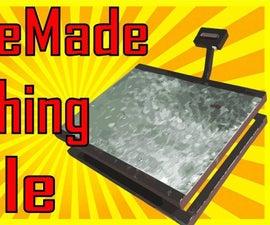 HomeMade Weighing Scale Machine