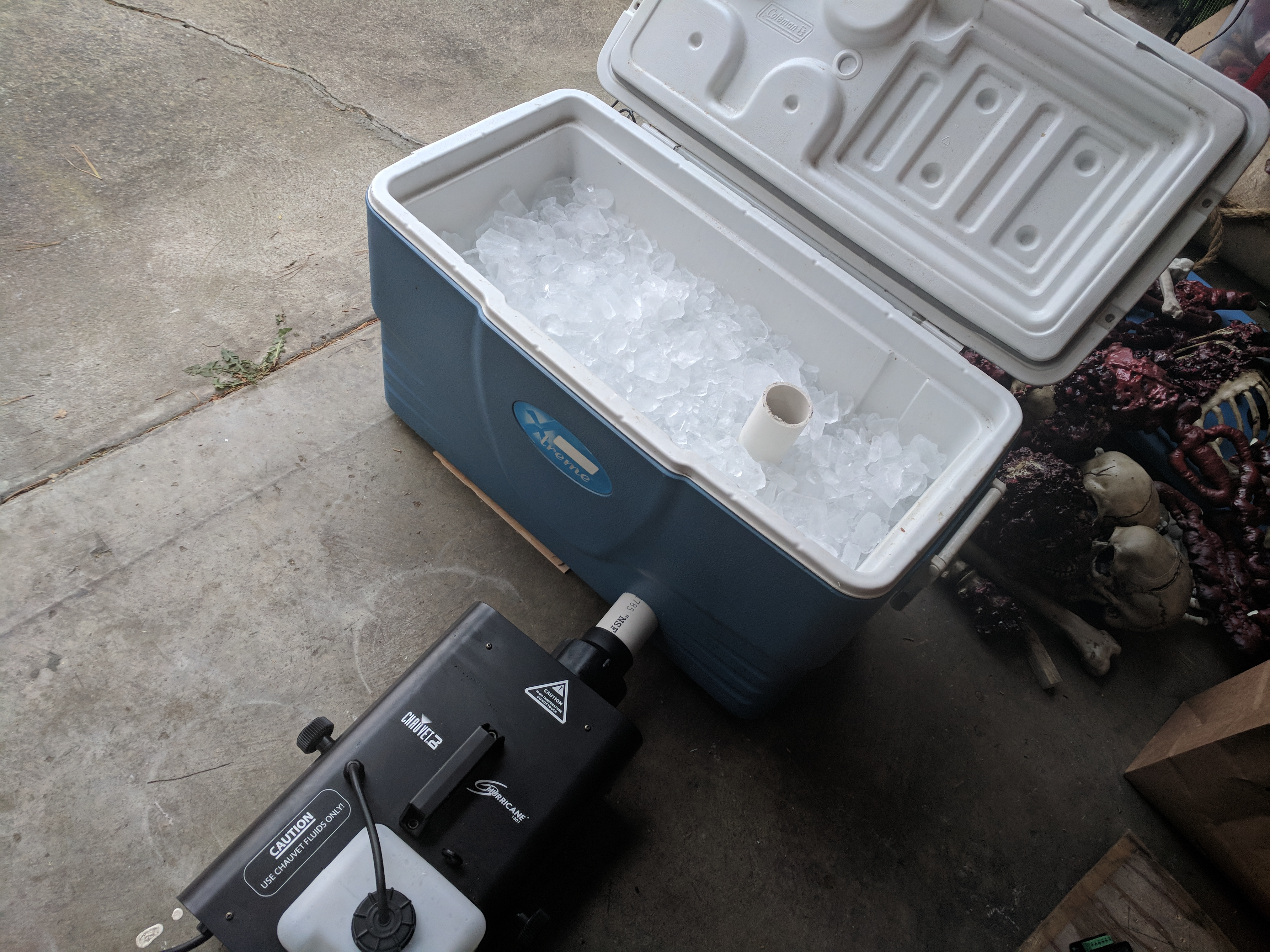 Picture of The Ultimate DIY Fog Chiller
