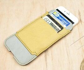 Custom iPhone Wallet Kit