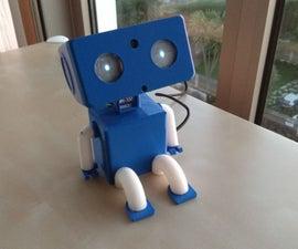 Little Timmy Robot