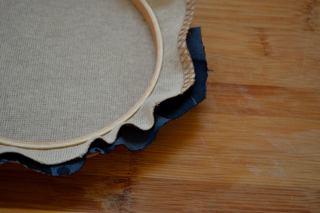 Picture of Cut Pocket Fabric