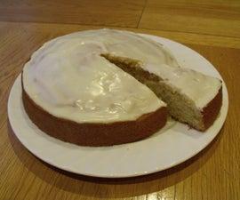 Simple Orange Cake