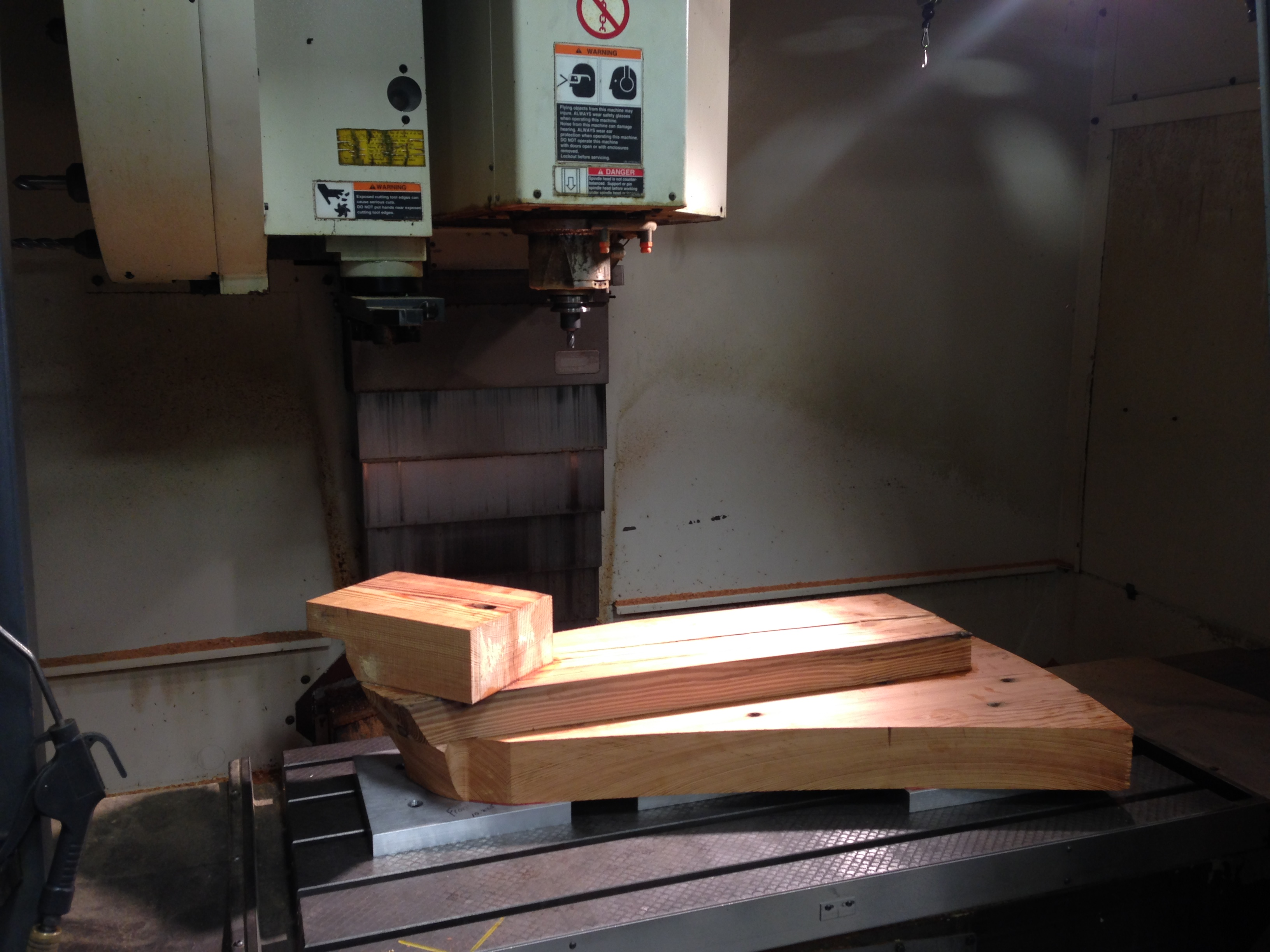 Picture of CNC Milling