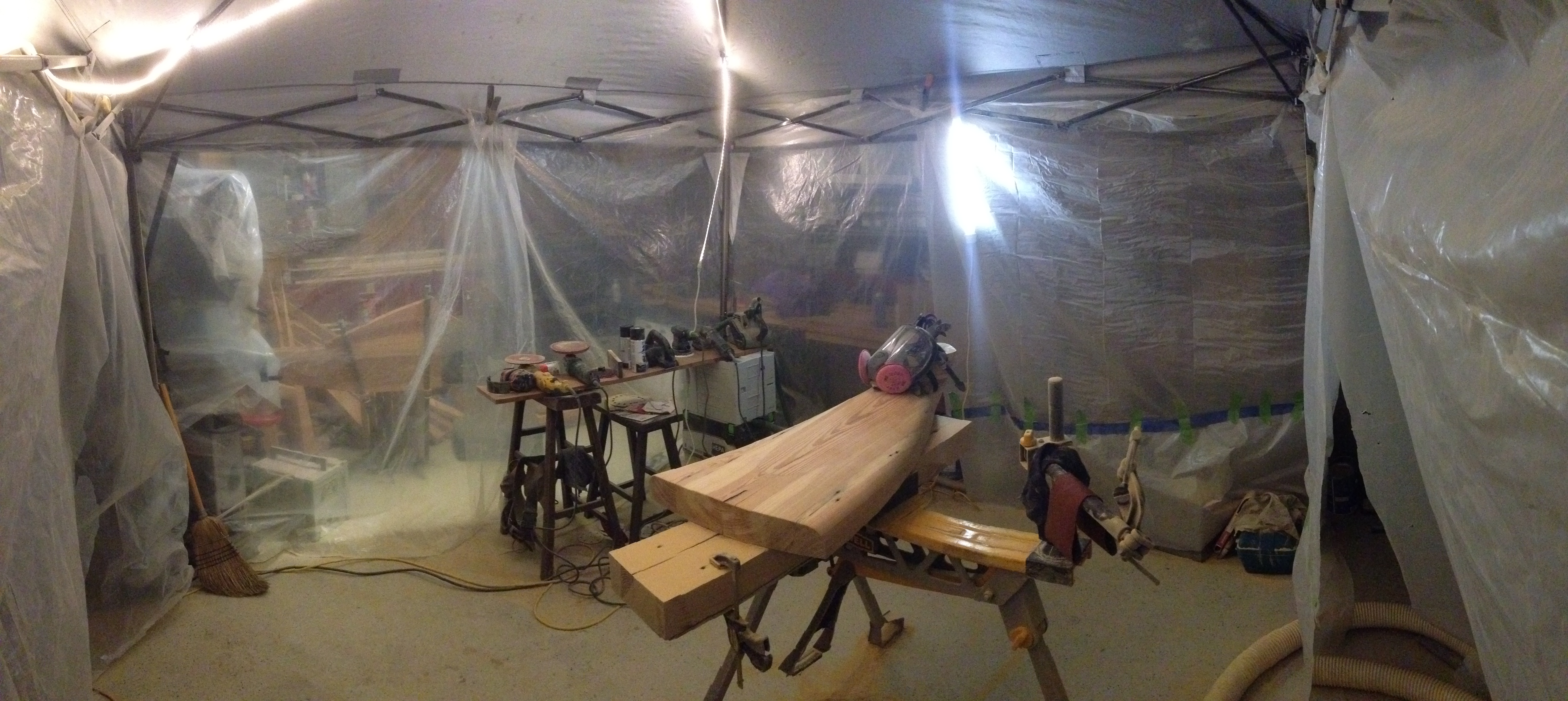 Picture of Hand Sanding