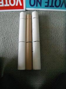 Adding the Cardboard Posts