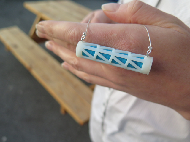 Picture of Customizable 3D Printed Jewelry