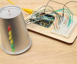 Arduino Light Theremin
