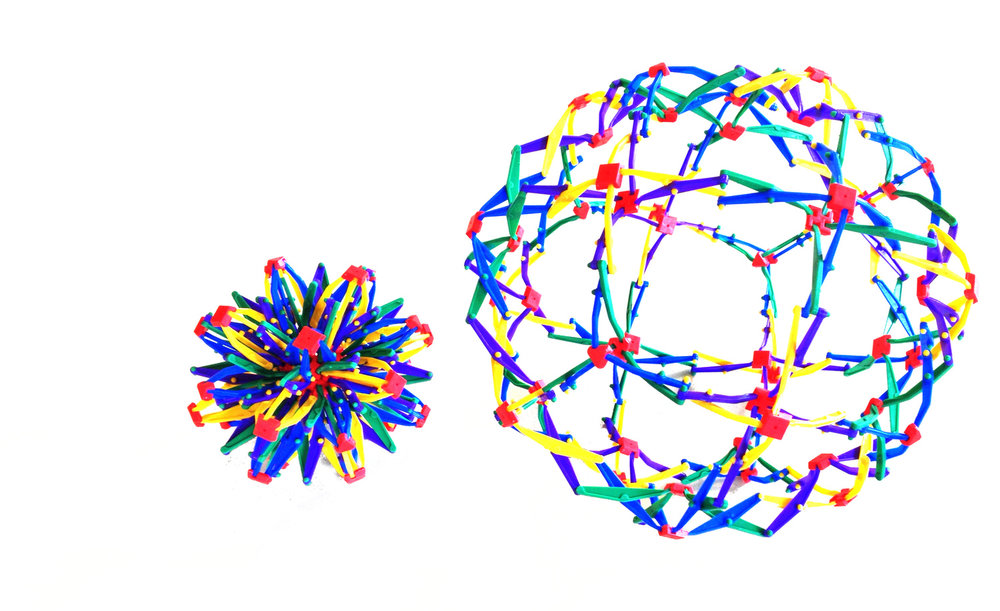 Picture of Hoberman Sphere