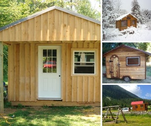 Make Your Own Tiny Home