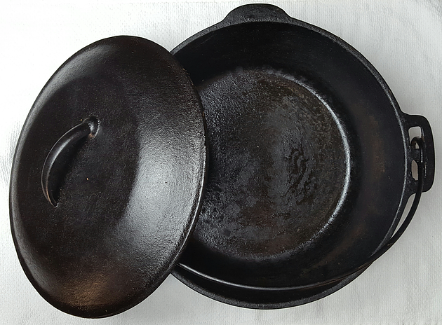 Picture of Preheat Oven and Heat Dutch Oven