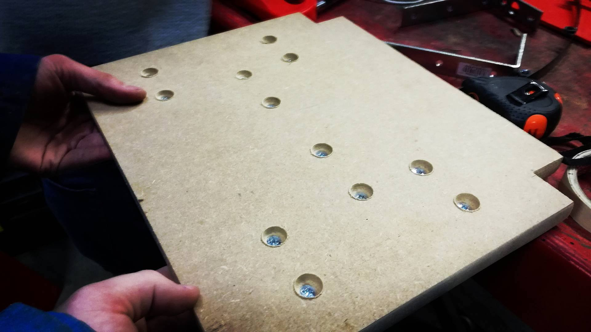 Picture of Pressing Plate