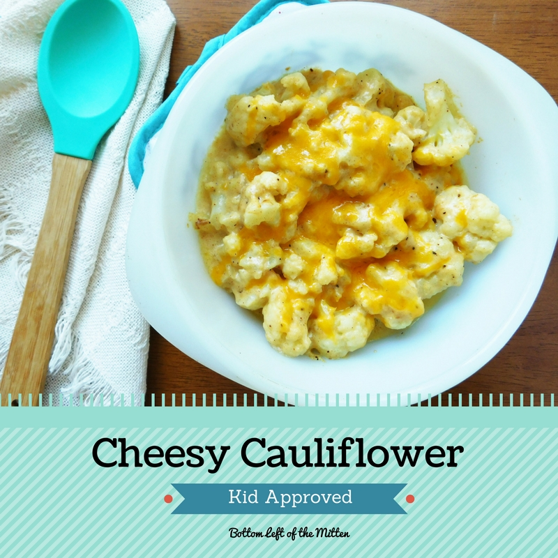 Picture of Cheesy Cauliflower