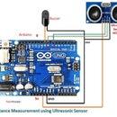 How to Interface Ultrasonic Sensor (HCSR04) to arduino uno