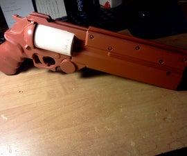 Vash the Stampede's Revolver - Part one