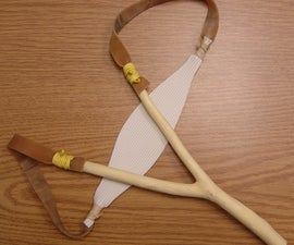 How-to make your own catapult from recycling in 4 easy steps.