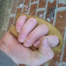 Wooden (brass) knuckles