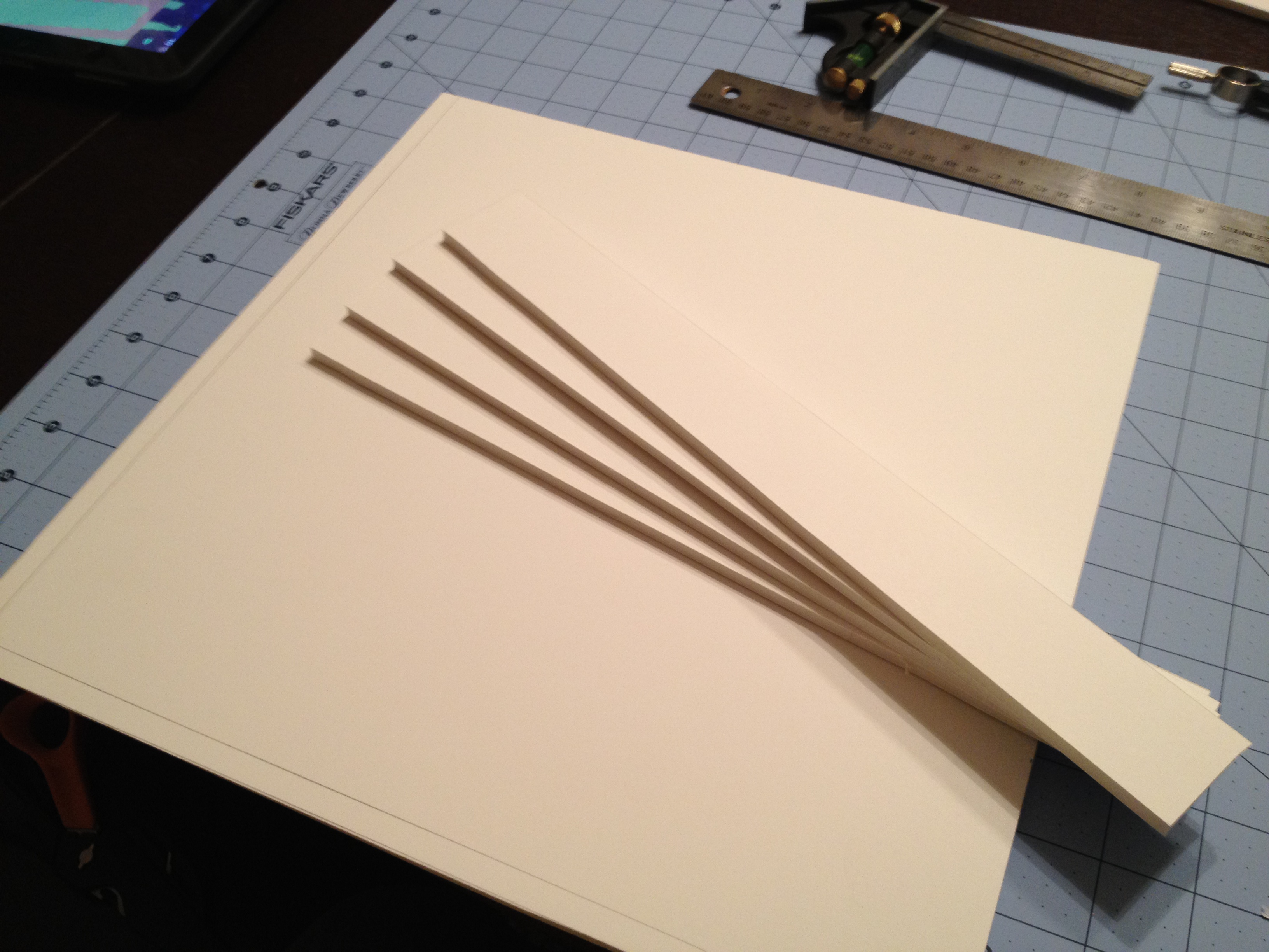 Picture of Start Gluing