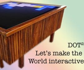 Dot² - An Interactive Coffee Table