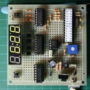 Arduino Digital Clock Synchronized by the 60Hz Power Line