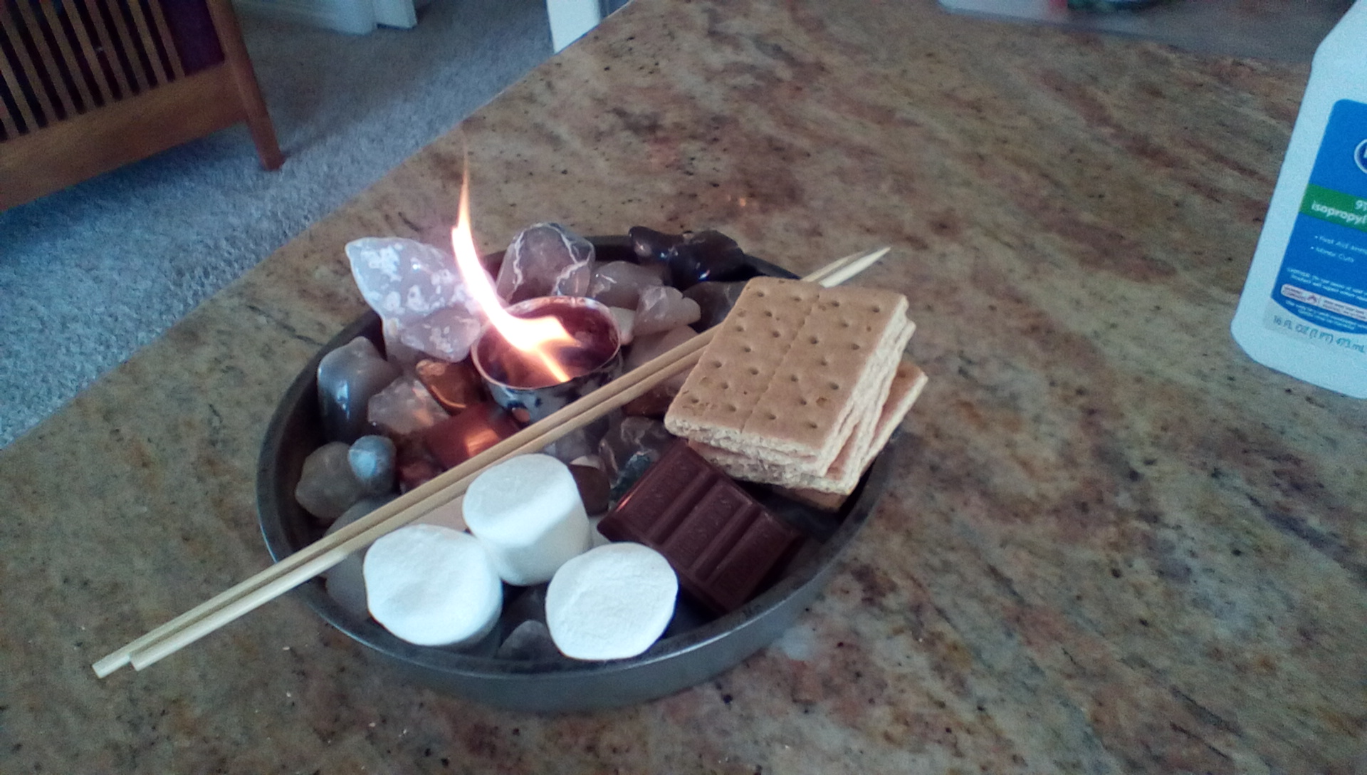 Picture of Indoor S'mores Hearth