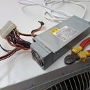 12V Air Cooler Power Up by Old PC Power Supply