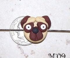 Polymer Clay Pug Tutorial