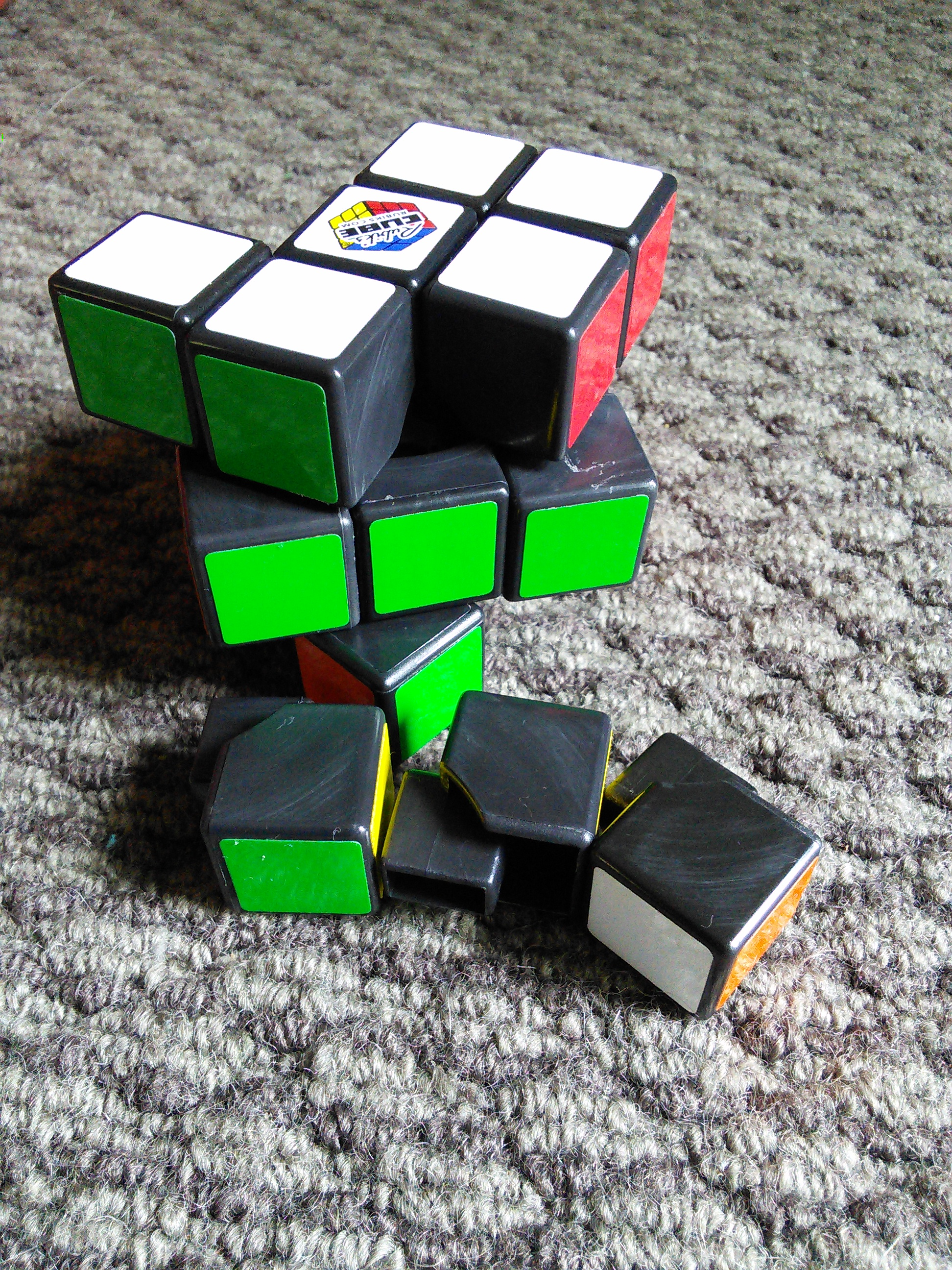 Picture of Put Back the Middle Pieces